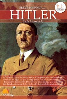Portada de Breve Historia De Hitler