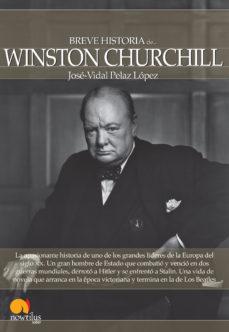 Portada de Breve Historia De Winston Churchill