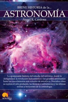 Portada de Breve Historia De La Astronomia