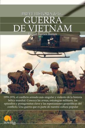 Portada de Breve Historia De La Guerra De Vietnam