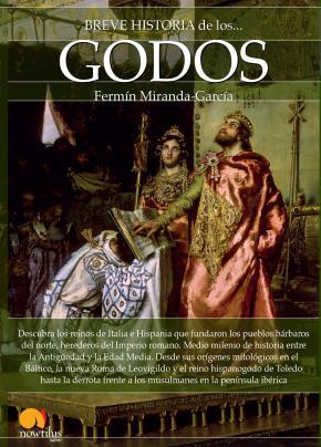 Portada de Breve Historia De Los Godos