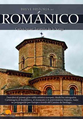 Portada de Breve Historia Del Romanico