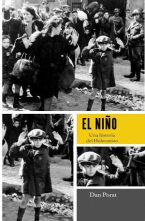 Portada de El Niño: Una Historia Del Holocausto