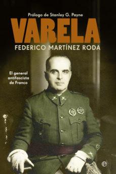 Portada de Varela: El General Antifascista De Franco