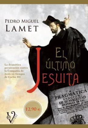 Portada de El Ultimo Jesuita