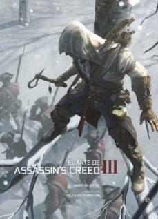 Portada de El Arte De Assassin S Creed Iii
