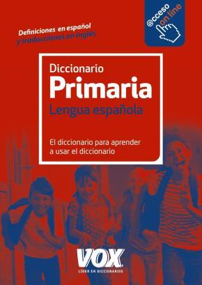 Portada de Diccionario Primaria De La Lengua Española (6ª Ed.)