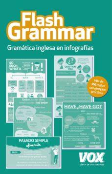 Portada de Flash Grammar: Gramatica Inglesa En Infografias