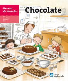 Portada de Chocolate, Un Mar De Historias
