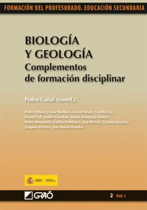 Portada de Biologia Y Geologia: Complementos De Formacion Disciplinar (forma Cion Del Profesorado Educacion Secundaria)