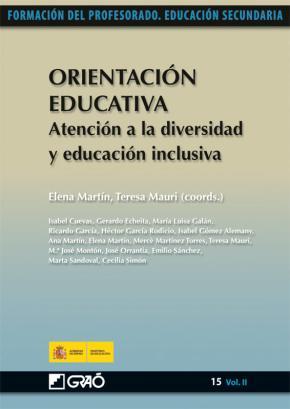 Portada de Orientacion Educativa: Atencion A La Diversidad Y Educacion Inclu Siva