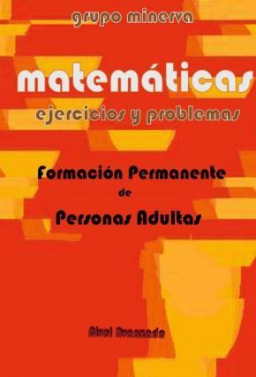 Portada de Matematicas P.c.p.i.s. Ejercicios Y Problemas De Nivel Avanzado
