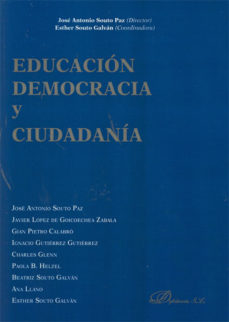 Portada de Educacion, Democracia Y Ciudadania