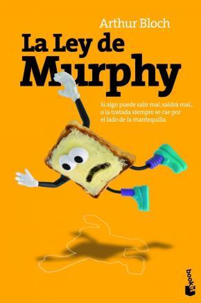 Portada de La Ley De Murphy