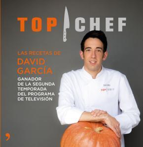 Portada de Las Recetas De David Garcia (ganador De Top Chef Segunda Temporada)
