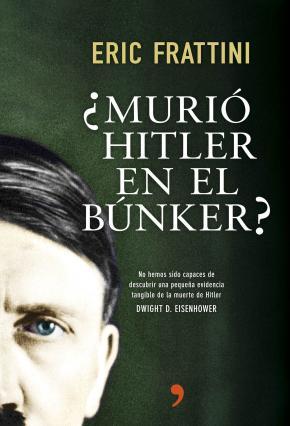 Portada de (pe) ¿murio Hitler En El Bunker?