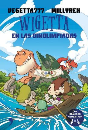Portada de Wigetta En Las Dinolimpiadas