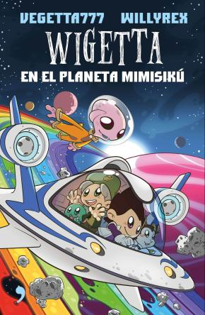 Portada de Wigetta En El Planeta Mimisiku