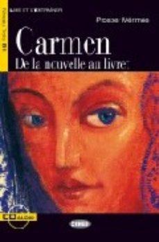 Portada de Carmen. Libro + Cd