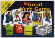 Portada de Great Verb Game