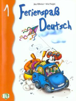 Portada de Ferienspab Deutsch 1