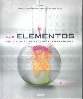 Portada de (pe) Elementos (una Historia Ilustrada De La Tabla Periodica)