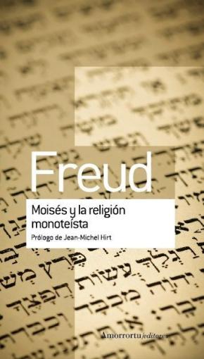 Portada de Moises Y La Religion Monoteista