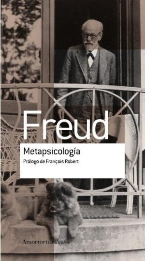 Portada de Metapsicologia