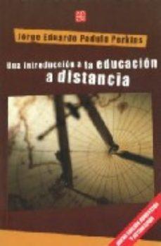 Portada de Una Introduccion A La Educacion A Distancia (2ª Ed.)