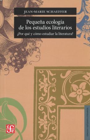 Portada de Pequeña Ecologia De Los Estudios Literarios