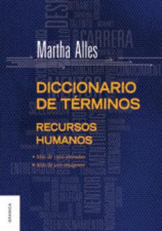Portada de Diccionario De Terminos