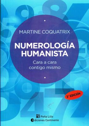 Portada de Numerologia Humanista: Cara A Cara Contigo Misma