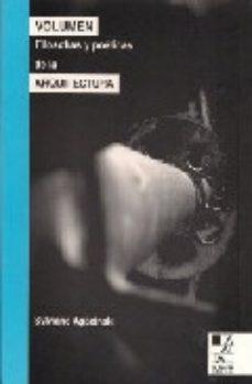 Portada de Volumen Filosofias Y Poeticas De La Arquitectura