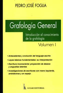 Portada de Grafologia General (vol. I) (3ª Ed.)