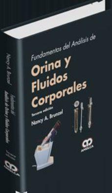 Portada de Fundamentos Del Analisis De Orina Y Fluidos Corporales (3ª Ed.)