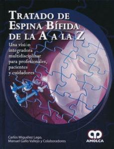Portada de Tratado De Espina Bifida De La A A La Z