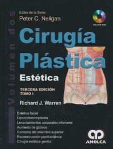 Portada de Cirugia Plastica. Estetica. Volumen 2. 2 Vols. + Dvd