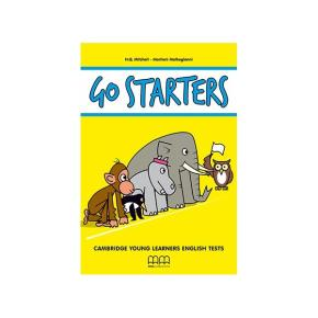 Portada de Go Starters Class Cds + Teachers Notes