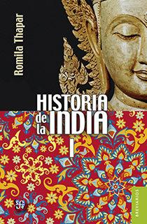 Portada de Historia De La India (t. I)