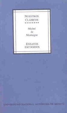 Portada de Ensayos Escogidos (4ª Ed.)