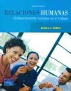 Portada de Relaciones Humanas (9th Ed)
