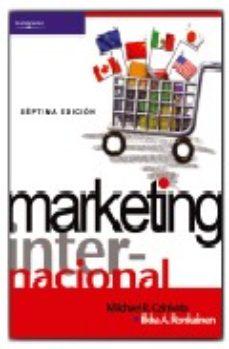 Portada de Marketing Internacional