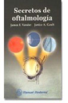 Portada de Secretos De Oftalmologia