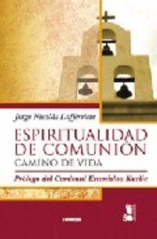 Portada de Espiritualidad De Comunion
