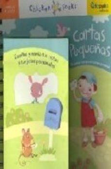 Portada de Cartas Pequeñas (chicken Socks)