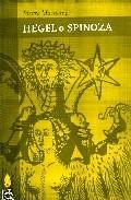 Portada de Hegel O Spinoza