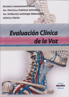 Portada de Evaluacion Clinica De La Voz