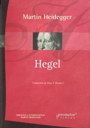 Portada de Hegel