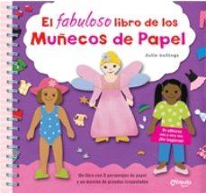 Portada de El Fabuloso Libro De Los Muñecos De Papel