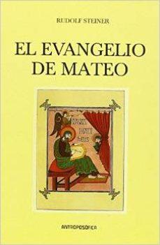 Portada de El Evangelio De Mateo